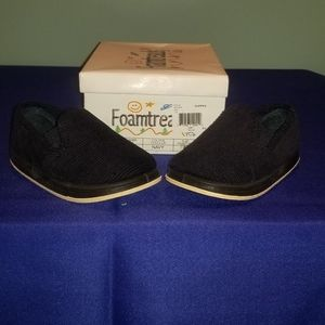 Foamtreads Popper Slipper- Navy 8